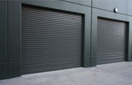 roller door repairs and servicing for factories, shops, warehouses and other commercial buildings.